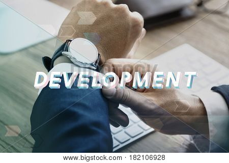 Development Opportunity Strategy Improvement Word