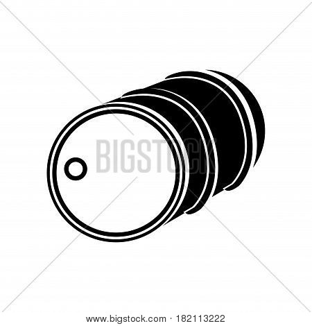 oil container isolated icon vector illustration design