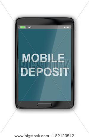 Mobile Deposit Concept