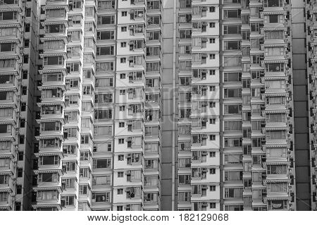 Buildings In Hong Kong