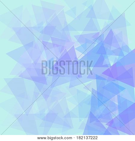 pattern background for presentations transition triangle in triangle color