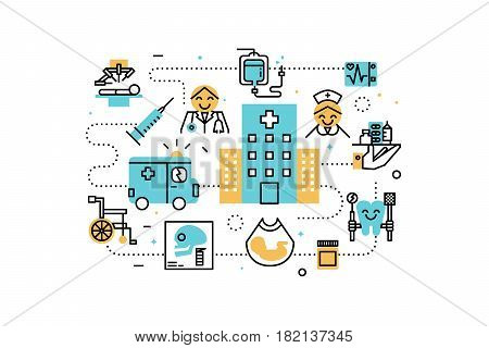 Healthcare And Medical Illustration