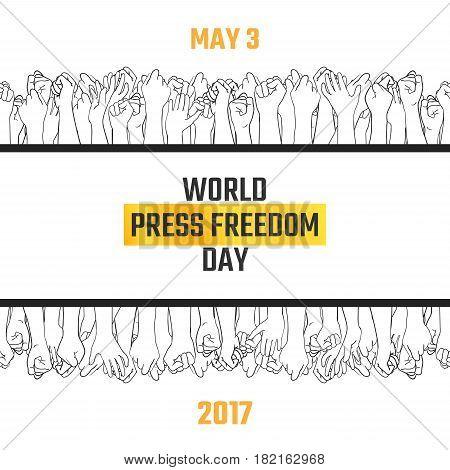 World Press Freedom Day, May 3