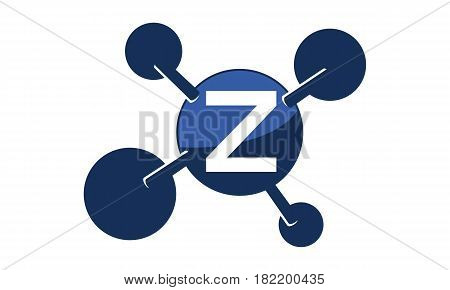 Synergy Logo Solution Group Connection Initial Z