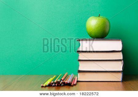 Apple über Bücher