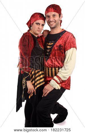 couple of pirates