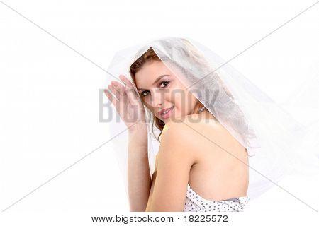 beautiful fiancee