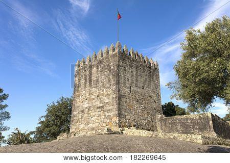 Castle of Povoa de Lanhoso