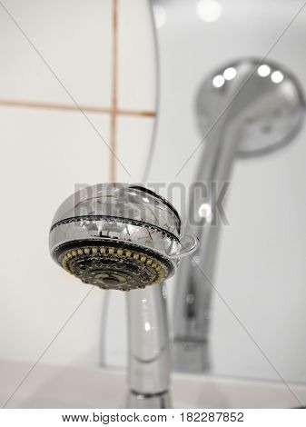 The image of a shower head