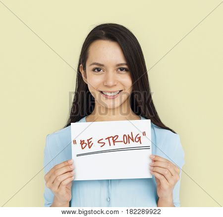 Stay Strong Motivate Mindful Strength Fearless
