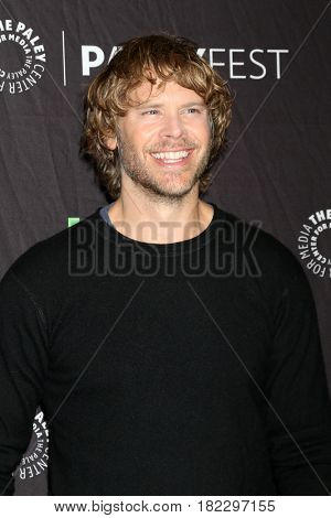 LOS ANGELES - MAR 21:  Eric Christian Olsen at the 34th Annual PaleyFest Los Angeles -