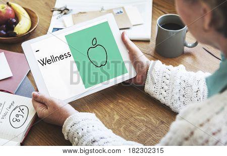 Health Care Wellbeing Wellness