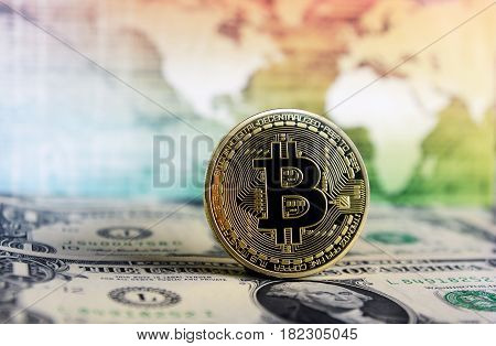 Bitcoin World Dollar