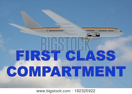First Class Compartment Concept