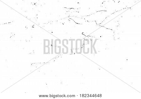 Vector grunge texture. Abstract background, surface contaminated by paint. Overlay illustration over design to create grungy vintage effect and depth. For posters, banners, retro and urban designs.