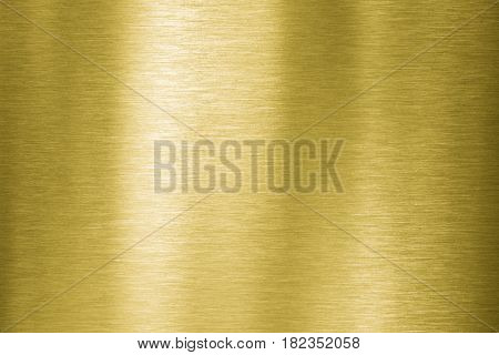 gold metal plate