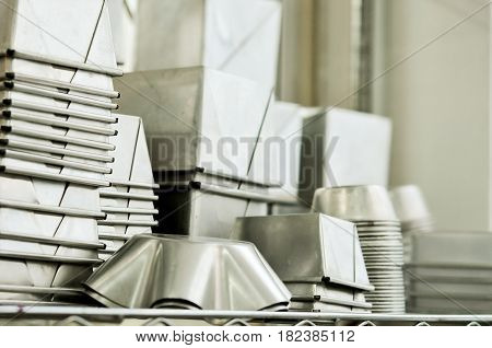 Accessory of baking, stainless bakery bake ware