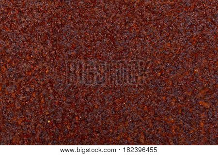 rusted metal background closeup image