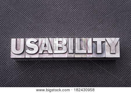 Usability Word Bm