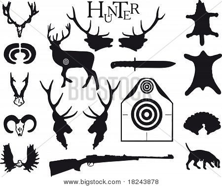 Symbolism To The Theme Hunting