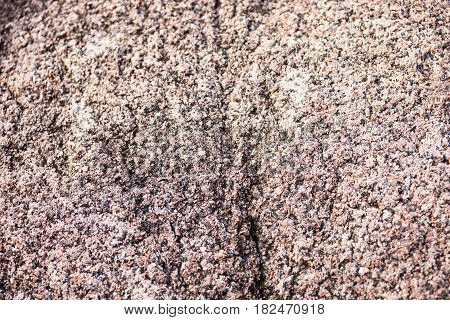 Stone surface with rich and various texture.