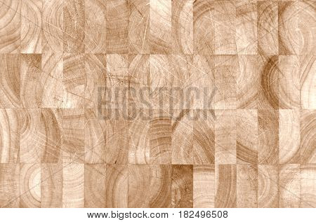 Cutting board texture ,close up image .