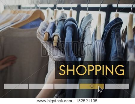 Purchasing Shop Buying Selling Trade