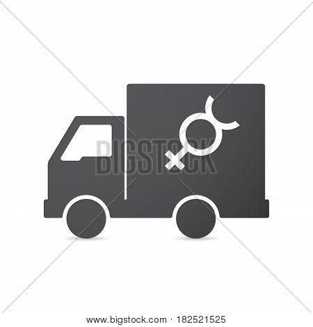 Isolated Truck Mercury Planet Vector Photo Bigstock