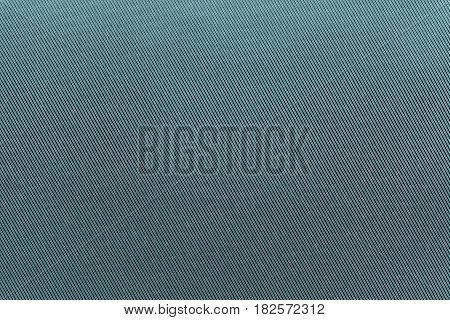 the textured background of fabric or textile material of blue green color