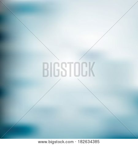 Abstract Light Blur Background Template