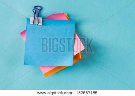 Blank Sticky Note