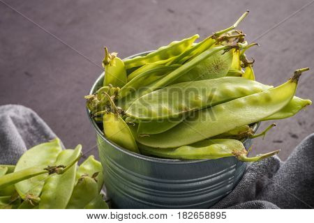 Green Sugar Snap Peas
