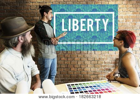 Liberty Freedom Independence Symbol Immigration