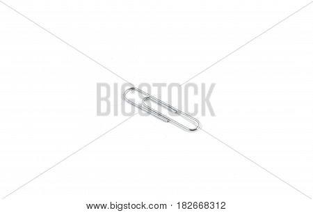 Individual Metal Paperclip