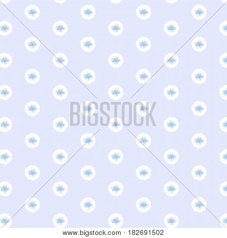 soft blue freehand cross on white circle pattern background vector illustration image