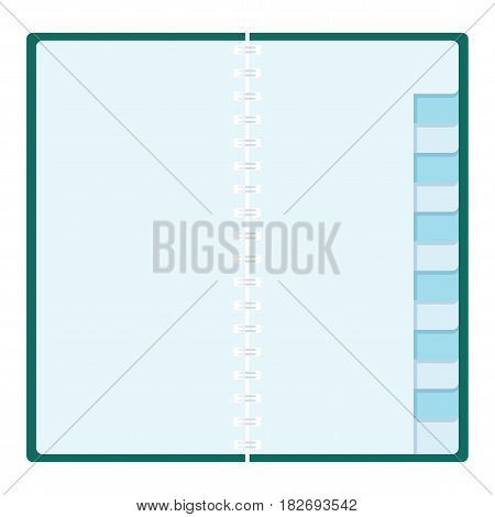 Blank Planning Organizer