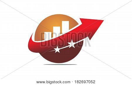 This vector describe about Property Investment  Logo