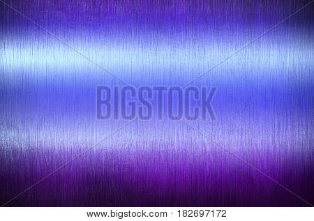 grunge blue metal background