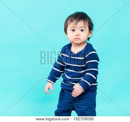 Asian Baby child