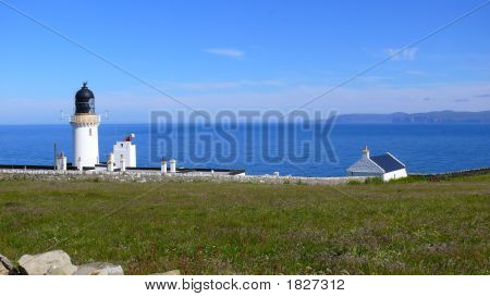 Dunnet Lighthouse