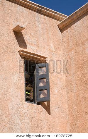 Spanish Window