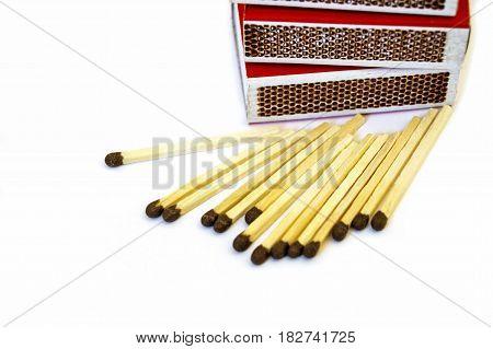 Lucifer match, match fire, match matches, a pack match, matches on white pitch