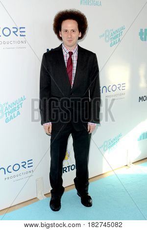 LOS ANGELES - APR 18:  Josh Sussman at the Thirst Gala 2017 at Beverly Hilton Hotel on April 18, 2017 in Beverly Hills, CA