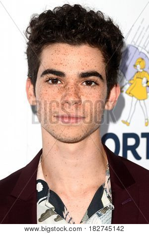 LOS ANGELES - APR 18:  Cameron Boyce at the Thirst Gala 2017 at Beverly Hilton Hotel on April 18, 2017 in Beverly Hills, CA