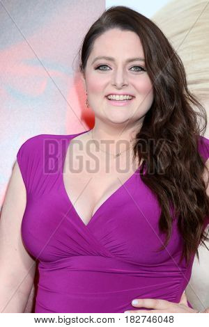 LOS ANGELES - APR 18:  Lauren Ash at the
