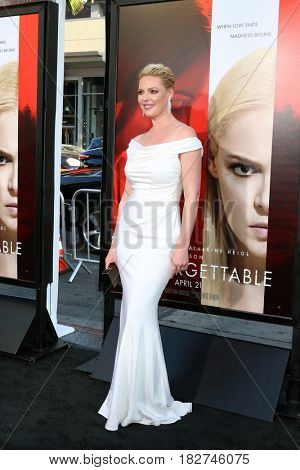 LOS ANGELES - APR 18:  Katherine Heigl at the