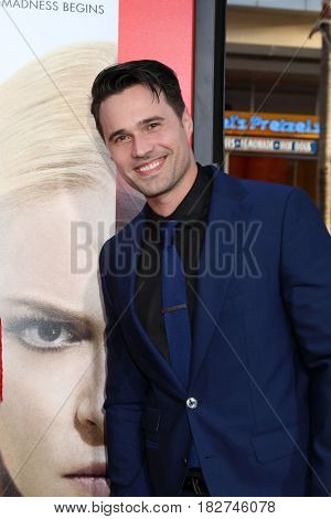 LOS ANGELES - APR 18:  Brett Dalton at the