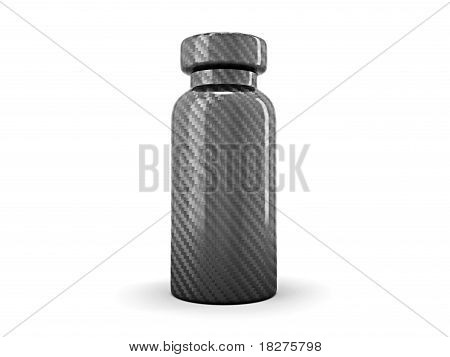 Carbon Fiber Medical Ampoule