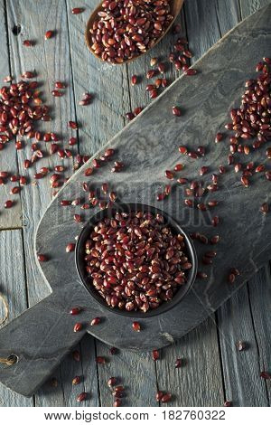 Raw Organic Ruby Red Pop Corn