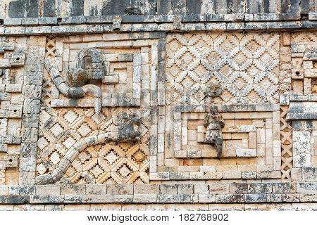 Uxmal Ruins Details
